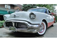 1956 Oldsmobile Starfire 98 for Sale | ClassicCars.com | CC-466155
