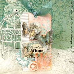 Project created by More Than Words DT member Nicole Doiron for the April Mini Challenge using the word FLY. More details at http://morethanwordschallenge.blogspot.ca/2016/04/april-2016-mini-challenge-hello-and.html #morethanwords #morethanwordschallenges #mtw