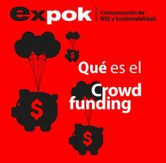Qué es el crowdfunding y 5 herramientas para aprovecharlo http://www.expoknews.com/2013/09/12/que-es-el-crowdfunding-y-5-herramientas-para-aprovecharlo/