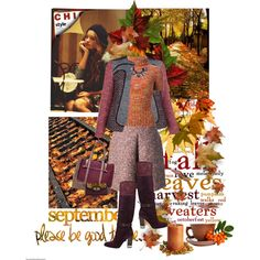 Сентябрь by holidai on Polyvore featuring мода, Oscar de la Renta, M Missoni, Carven, Barbara Bui, Rupert Sanderson, STELLA McCARTNEY and Pier 1 Imports