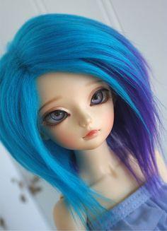 Somedays I'm BLUE.  : (