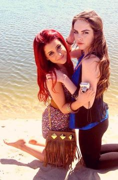 My two favorite characters from Victorious.