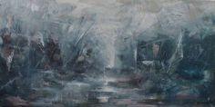 "Saatchi Art Artist Tamas Szikszay; Painting, ""39"" #art"