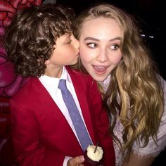 radio-disney-music-awards-august-maturo-sabrina-carpenter-april-25-2015