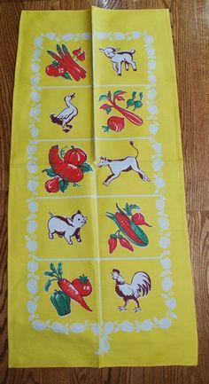 kitchen towel love!!!