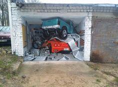 3D art garage