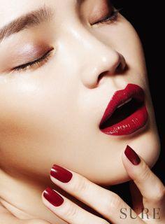 Korean Makeup | Mono lid Makeup | Asian Makeup | Sure Korea 정샘물닷컴-JUNSAEMMOOL.COM