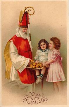vive saint nicolas (noel belge)