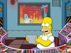 The Simpsons: Tapped Out will attempt to tap you out.   Who doesn't love the Simpsons?