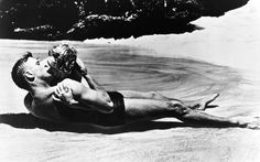 Burt Lancaster e Deborah Kerr http://www.nientepopcorn.it/film/from-here-to-eternity/