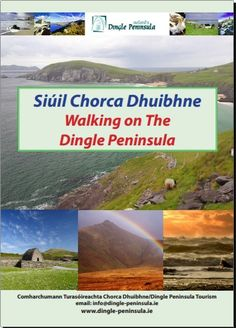 Dingle - A Visitors Guide to the Dingle Peninsula (Corca Dhuibhne) in County Kerry, Ireland from Dingle Peninsula Tourism