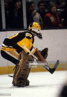 goalie-michel-dion-of-the-pittsburgh-penguins-defends-the-net-during-picture-id112782548 (425×612) Hockey Shot, Hockey Helmet, Ice Hockey Teams, Hockey Goalie, Hockey Stuff, Hockey Games, Pittsburgh Penguins Goalies, Nhl, Lets Go Pens