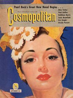 Cosmopolitan Magazine, September 1942