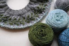 Strikket pandebånd – Marie Thule Crochet Necklace, Crafts, Jewelry, Fashion, Moda, Manualidades, Jewlery, Jewerly, Fashion Styles
