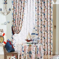 Floral Rococo  Kids Curtains  #kids #curtains #homedecor #nursery #custommade Kids Curtains, Rococo, Nursery, Floral, Home Decor, Decoration Home, Room Decor, Baby Room, Flowers