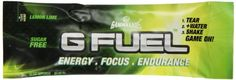 Gamma Labs G Fuel Power Packs, Lemon Lime, 20 Count ** Read more reviews of the product by visiting the link on the image.