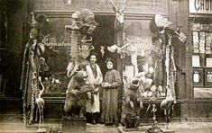 victorian sideshow - Google Search