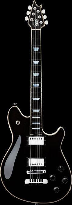 EVH Wolfgang USA Custom Black