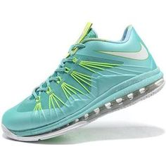 http://www.asneakers4u.com/ Nike Lebron 10 Easter Shoes Mint Green Sale Price: $77.50