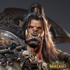 The Art of Warcraft, Wei Wang on ArtStation at https://www.artstation.com/artwork/KLv5o