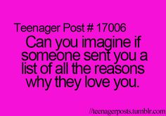 that. would. be. amazing. please...ppl need that sometimes.