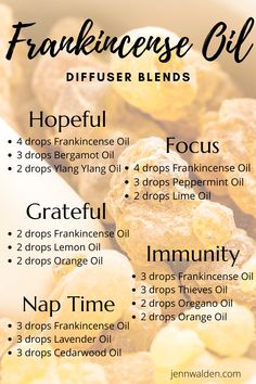 Essential Oils Guide, Doterra Essential Oils, Frankincense Essential Oil Uses, Mixing Essential Oils, Essential Oils Anxiety, Doterra Frankincense, Doterra Blends, Cedarwood Essential Oil, Essential Oil Candles