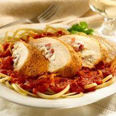 Italian Chicken Rollatini