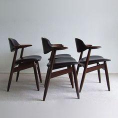 Dutch Design Dinnerchairs by Tijsseling
