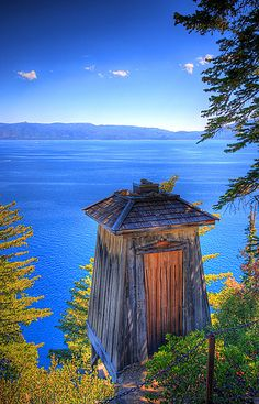 Lake Tahoe Light, D.L. Bliss State Park, Lake Tahoe