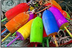 Rainbow Buoys