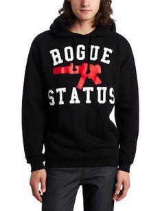 Rogue Status Men's Blood Spillers Pullover Hoodie « Clothing Impulse
