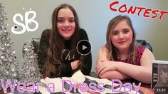 Social Sister Savannah shows off some of her favorite dresses to raise awareness for Wear a Dress Day and Dressember! https:/youtu.be/woat9aFCNiw Two posts/chances to win check morn&evening! This week's contest is a $50 PF Chang's GC! Winner announced 12/5! Good Luck! To win this prize: Follow and like us on all of our social media platforms (click through from website)!  Like this post for entry and let your friends know, so they don't miss out.  For contest rules, see website.