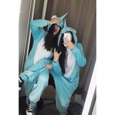 Resultado de imagen para pijamas de unicornio tumblr