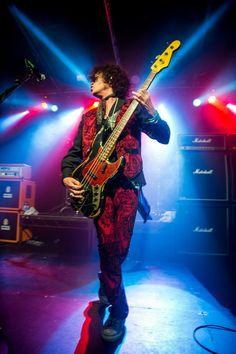 2017 LIVE in UK - Tuesday, January 24th, 2017 - The Garage - Glasgow (Scotland), UK - Photo: Martin Bone