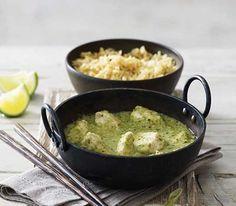 Green Thai Chicken C