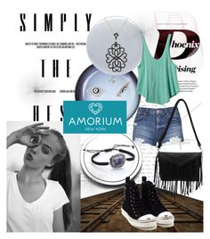 """Amorium 2/10"" by miranda-993 ❤ liked on Polyvore featuring Rocio, Seletti, Deborah Lippmann, Topshop, RVCA, Moschino, Amorium, women's clothing, women's fashion and women"