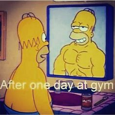We have all been there hahaha  #tfw #thefitnesswolf #funny #fitness #lol #gym