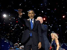 Then the back massages started. | A Tribute To Election Night's Obama-Biden Bromance