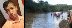 #News  Adolescente morre afogado durante folia de carnaval no Norte de Minas