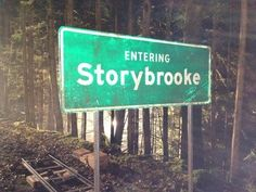 Once Upon A Time sighn it makes storybrooke intresting