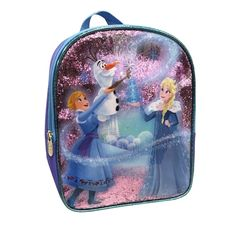 aa55744421b Frozen Glitter Mini Children s Backpack