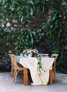 Lush Bridal Inspiration at Maui's Haiku Mill via Magnolia Rouge