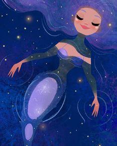 Ideas Drawing Mermaid Sketches Art For 2019 Mermaid Sketch, Mermaid Drawings, Mermaid Art, Mermaid Paintings, Vintage Mermaid, Art And Illustration, Illustrations, Mermaid Illustration, Disney Designer Collection