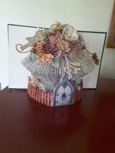 Fairy house book folding
