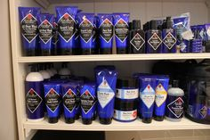 Jack Black Products on display at Pink on Palmer
