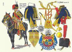 Adolphe Edouard Casimir MORTIER, Colonel Général des Artilleurs et Marins de la Garde 1805