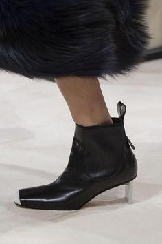 5870b5014eca best shoes of Paris Fashion AW18 Fab Shoes