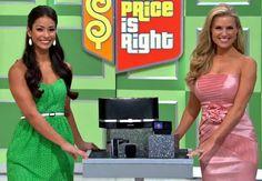 Hottie Manuela Arbelaez and Beautiful Rachel Reynolds. Air date Price Is Right Girls, Amber Lancaster, Rachel Reynolds, Strapless Dress, Beautiful Women, Apple, Models, Game, Phone