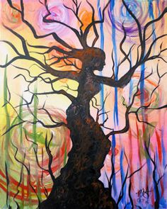 """THU, 2/18/16  6-8pm Fundraiser to benefit local cancer patients. """"Tree of Life""""  16x20 canvas  $35 At Berkshire Paint & Sip, 305 North St, Pittsfield, MA  All painting materials and light snack included.  BYOB.  Reserve your seats at www.berkshirepaintandsip.com or call (413) 205-8346"""