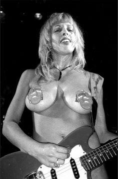 Margaret from the Demolition Doll Rods circa 1998 by Bob Kondrak